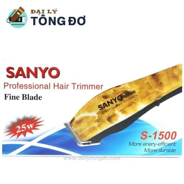 Sanyo 1500 7 - 3 12