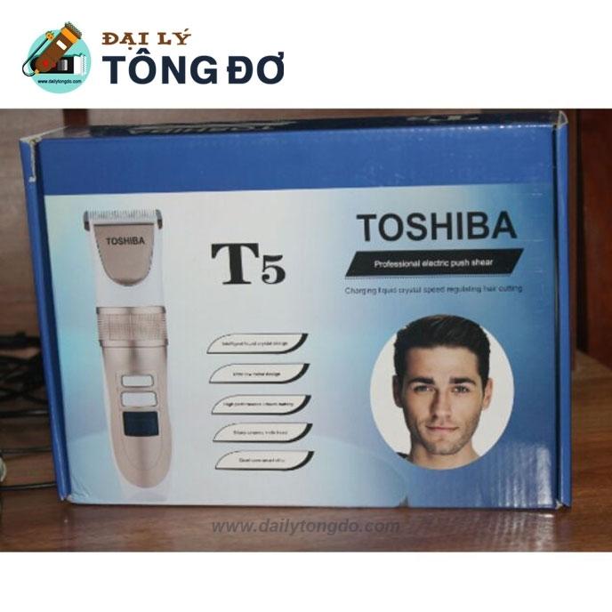 Tông đơ toshiba t5 18 - 3 5