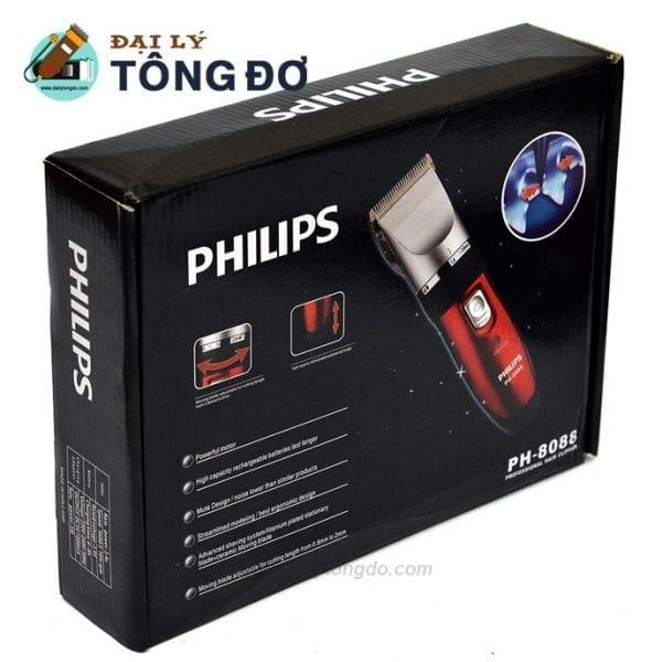 Tông đơ cắt tóc philips ph-8088 9 - philip8088 1