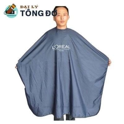 Áo choàng cắt tóc loreal 17 - aochoang11