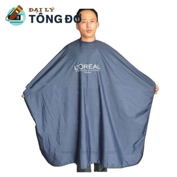 Áo choàng cắt tóc loreal 8 - aochoang11