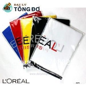 Áo choàng cắt tóc loreal 11 - aochoang21