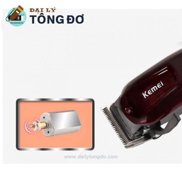 Tông đơ cắt tóc kemei 2600 10 - kemei 2600 2