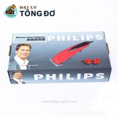 Tông đơ cắt tóc chuyên nghiệp cho nam- philips t8 1 - 3