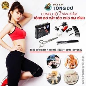 Khuyến mại tông đơ cắt tóc nhân dịp quốc khánh 02/09/2018 9 - combo cat toc cho gia dinh gia re 399k