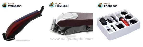 Tông đơ cắt tóc chuyên nghiệp Hà Nội