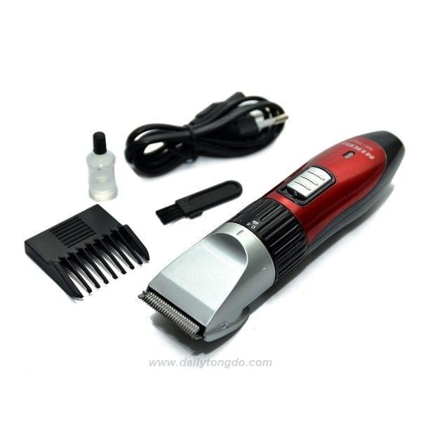 Tông đơ cắt tóc kemei 730 - cắt tóc cho trẻ em sơ sinh 8 - 0932 tong do kemei 730