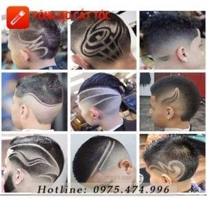 Tông đơ tạo kiểu tatoo tóc codos chc- 332 16 - codos 332
