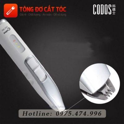 Tông đơ tạo kiểu tatoo tóc codos chc- 332 22 - codos 332a