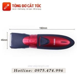 Tông đơ cắt tóc surker hc - 7068 17 - surker 7068a