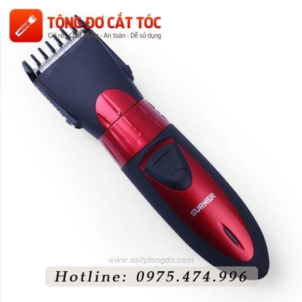 Tông đơ cắt tóc surker hc - 7068 5 - surker 7068b