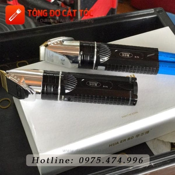 Tông đơ cắt tóc chuyên nghiệp b70 6 - tongdob70 6