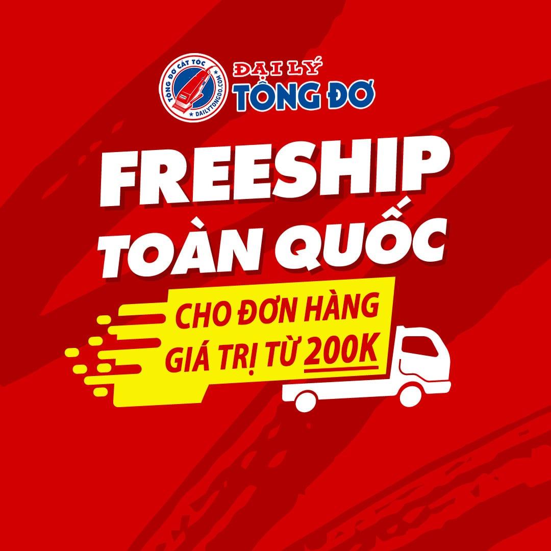 Combo tông đơ cắt tóc gia đình chính hãng jc0817 18 - free ship tooan quoc cho don hang tu 2 san pham