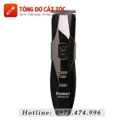 Tông đơ cắt tóc cạo viền kemei pg 100 17 - kemei pg 100. 2