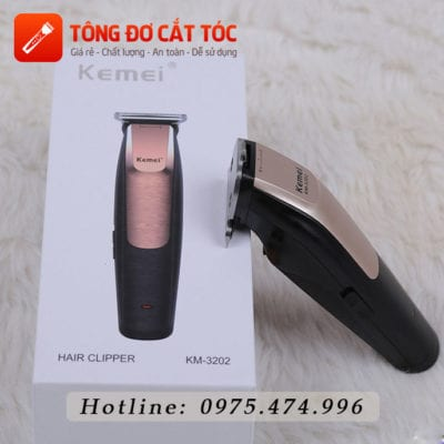 Tông đơ cạo viền và tatoo kemei 3202 21 - kemei 3202. 1