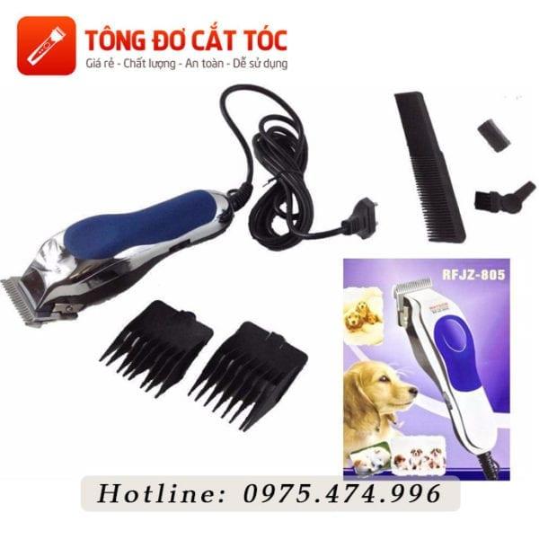 Tông đơ cắt lông chó kemei rsjz -805 5 - kemei 805