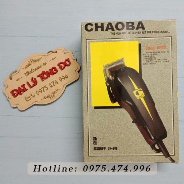 Tông đơ cắt tóc điện chaoba ch-808 6 - chaoba 808 1