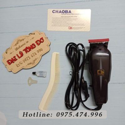 Tông đơ cắt tóc điện chaoba ch-808 11 - chaoba 808 2