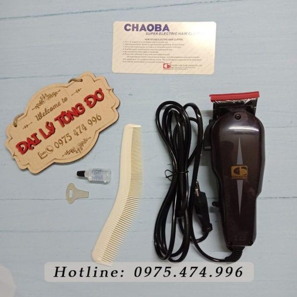 Tông đơ cắt tóc điện chaoba ch-808 5 - chaoba 808 2