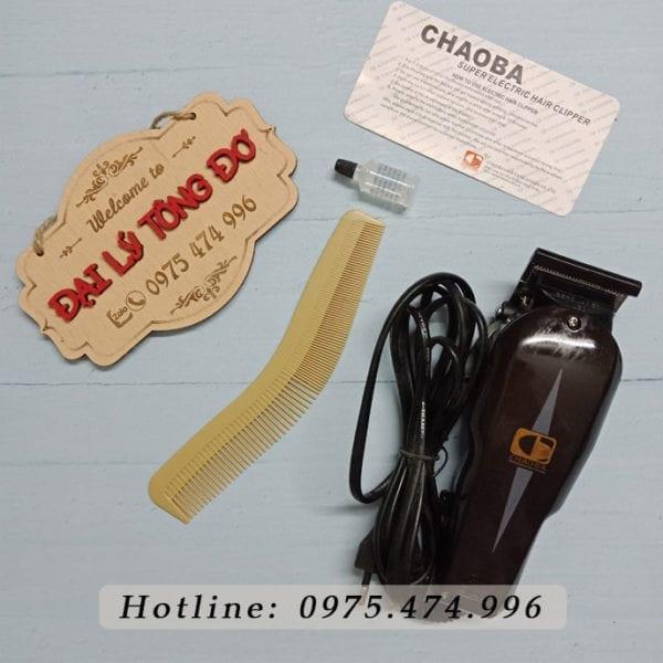 Tông đơ điện chaoba ch-308 5 - chaoba ch 308 1