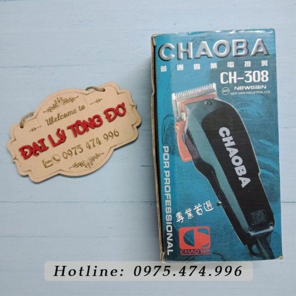 Tông đơ điện chaoba ch-308 6 - chaoba ch 308 2
