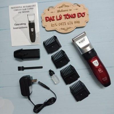 Tông đơ cắt tóc kato rfcd 928 20 - kato rfcd 928 3