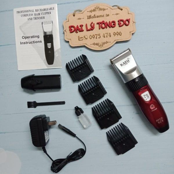 Tông đơ cắt tóc kato rfcd 928 5 - kato rfcd 928 3