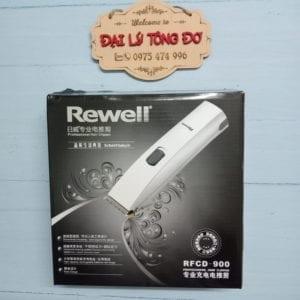 Tông đơ cắt tóc rewell 900 10 - rewell 900 3