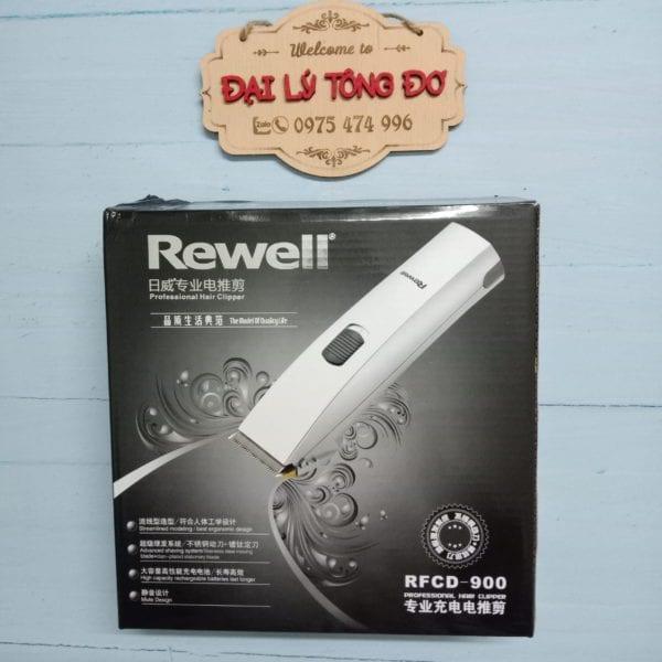 Tông đơ cắt tóc rewell 900 7 - rewell 900 3