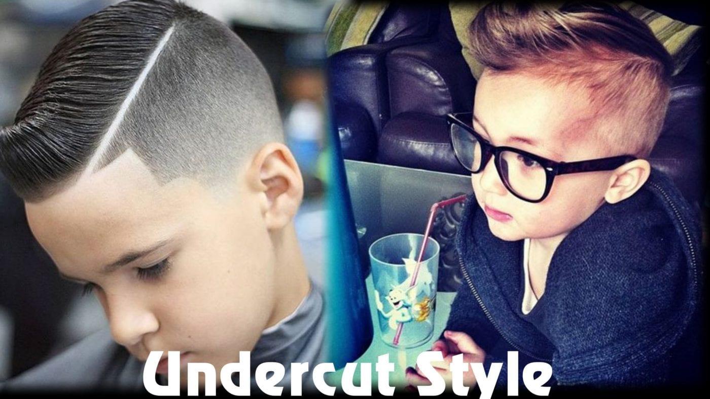 Giúp bố mẹ chọn kiểu tóc đẹp cho bé trai 3 - under