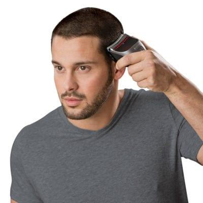 hướng dẫn cắt tóc nam bằng tông đơ