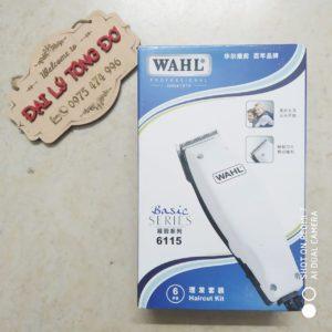 Tông đơ cắt tóc cao cấp wahl 6115 13 - 4