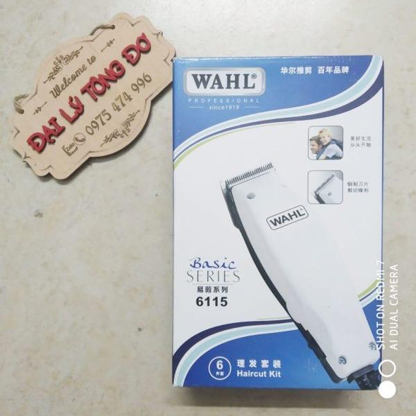 Tông đơ cắt tóc cao cấp wahl 6115 8 - 4