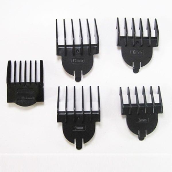 Tông đơ cắt tóc đa năng 6 trong 1 kemei km-600 9 - tong do cat toc da nang 6 trong 1 kemei km 600 7