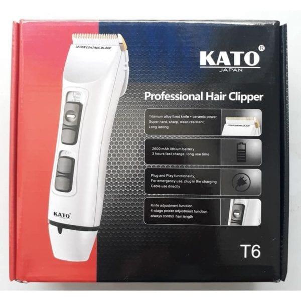 Tông đơ cắt tóc nam, tông đơ cắt tóc kato t6 6 - 3f9c0f3b8031c6508014efb2f2b4f2f4