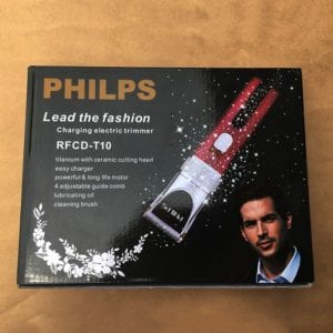 Tông đơ cắt tóc philps t10 11 - philps t10. 2