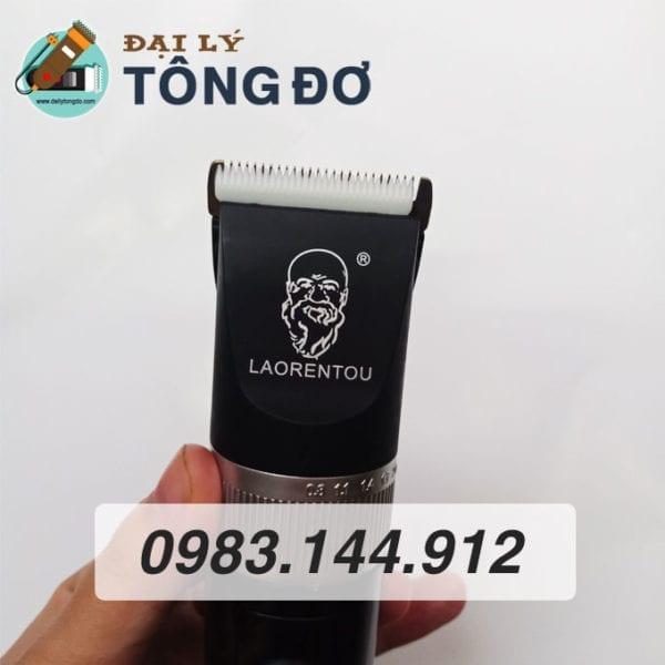 Tông đơ cắt tóc laorentou 7 - laorentou 2