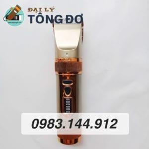 Tông đơ cắt tóc kato g10 lưỡi sứ 20 - tong do g10 1