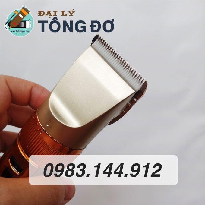 Tông đơ cắt tóc kato g10 lưỡi sứ 30 - tong do g10