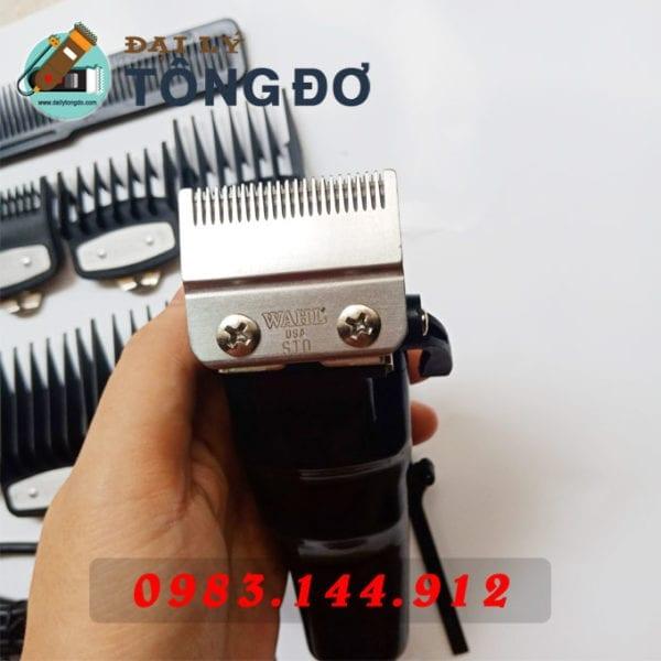 Tông đơ cắt tóc cao cấp wahl magic clip 8 cữ 9 - wahl magic clip2