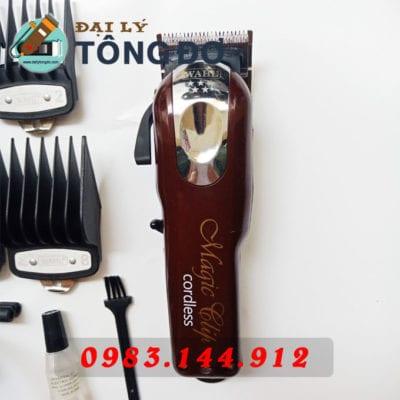 Tông đơ cắt tóc cao cấp wahl magic clip 8 cữ 27 - wahl magic clip3