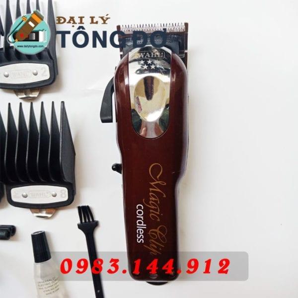 Tông đơ cắt tóc cao cấp wahl magic clip 8 cữ 7 - wahl magic clip3