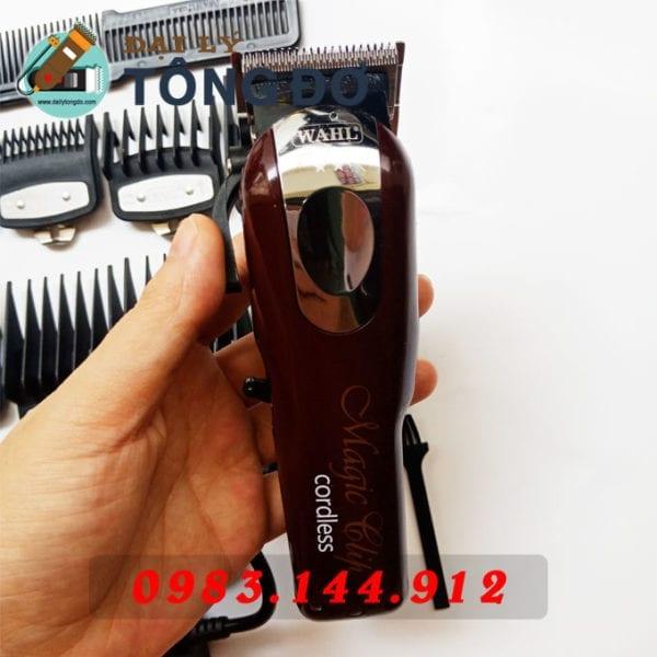 Tông đơ cắt tóc cao cấp wahl magic clip 8 cữ 8 - wahl magic clip5