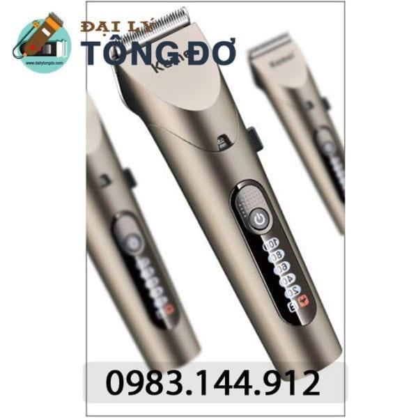 Tông đơ cắt tóc cao cấp kemei km-1627 9 - kemei km 1627