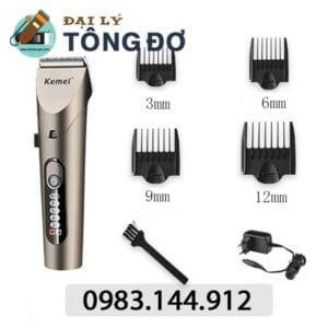 Tông đơ cắt tóc cao cấp kemei km-1627 12 - kemei km 1627. 2