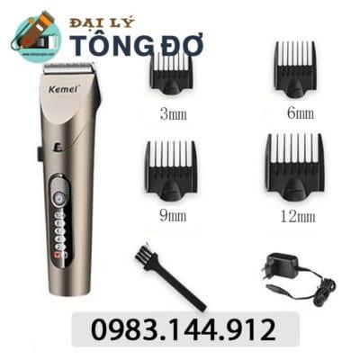 Tông đơ cắt tóc cao cấp kemei km-1627 20 - kemei km 1627. 2