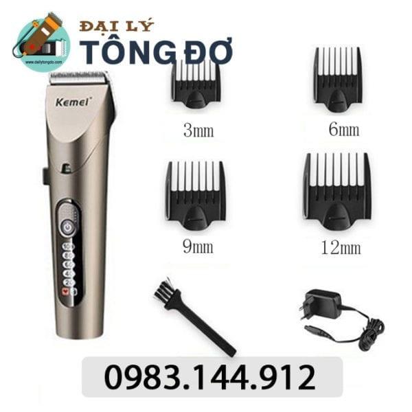 Tông đơ cắt tóc cao cấp kemei km-1627 5 - kemei km 1627. 2