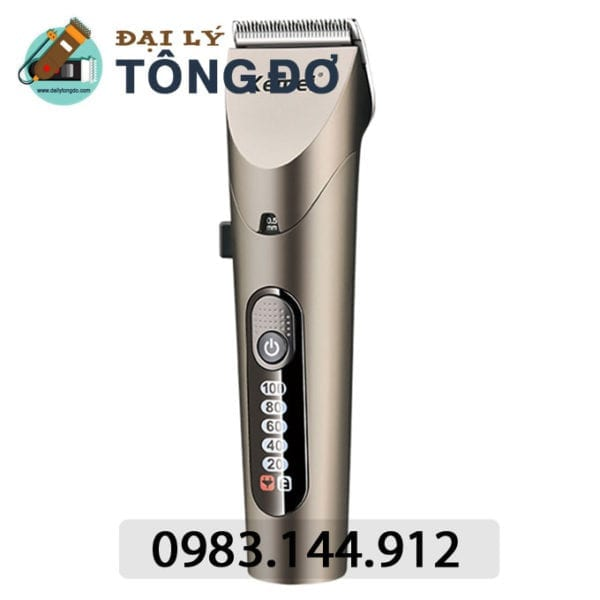 Tông đơ cắt tóc cao cấp kemei km-1627 8 - kemei km 1627. 3