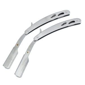 Dao cạo đa năng 36 - dao cao mat barber inox bb01