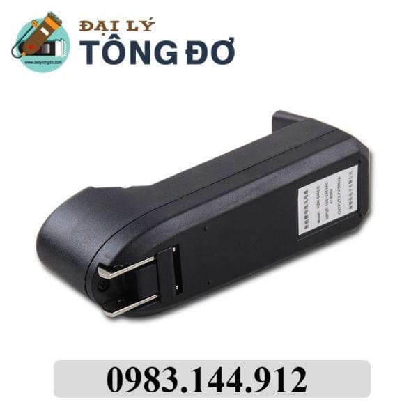 Sạc pin 16340/14500/18500/18650 6 - sac. 1